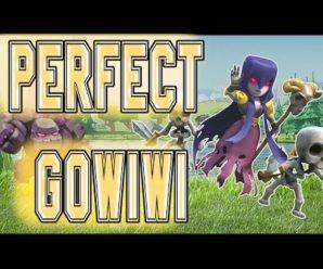 Видео. Стратегия атаки миксом GoWiWi