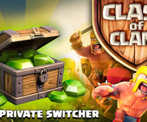 Скачать COC PRIVATE SWITCHER на андроид