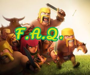 FAQ по Clash of Clans (клэш оф кланс)