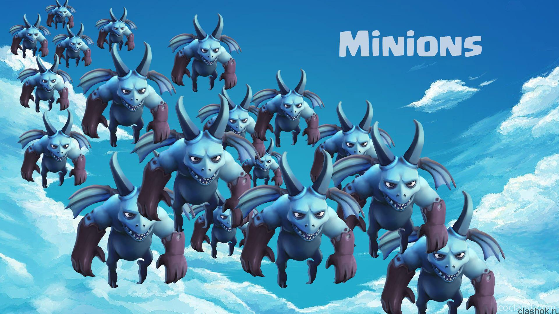 minions-clash-of-clans