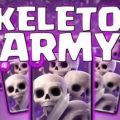 Армия скелетов в Clash Royale