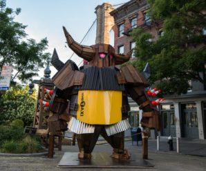 Строитель клэш оф кланс в Бруклине