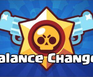 Изменение баланса игры Бравл Старс в октябре