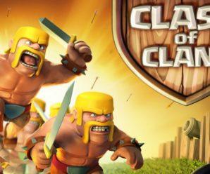 Какой жанр игры у Клэш оф Кланс?