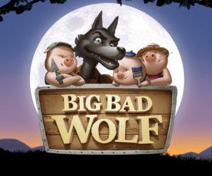Волк и три поросенка против ковбоев
