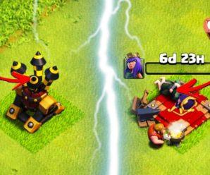 Волшебные предметы в игре (Clash of clans)