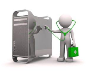 Компьютерная помощь на дому и обслуживание организаций