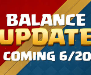 Обновление баланса 20.06.2018 в Клэш Рояль