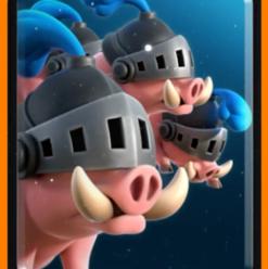Королевские кабаны Клэш Рояль (Royal Hogs)