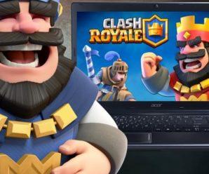 Как поиграть в Clash Royale на ПК?