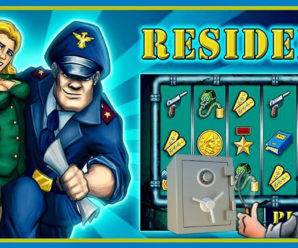 Обзор видеослота Resident (Резидент)