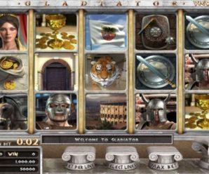 Обзор игрового автомата Гладиатор в казино Вулкан