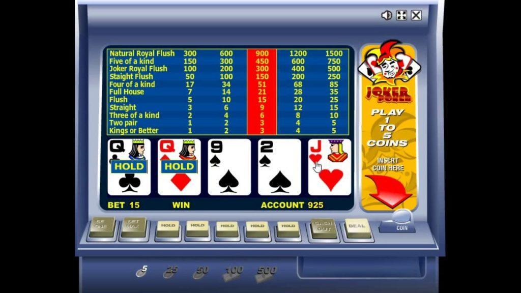 вулкан покер