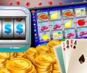 Игра в слоты как азартный отдых