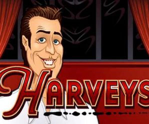Игровой автомат Harveys для азартных гурманов