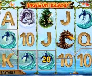 Обзор игрового автомата Драгон Айленд