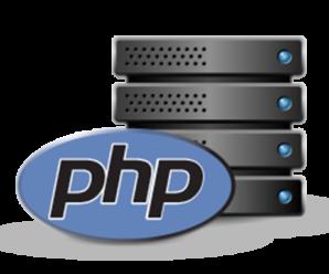 Что такое php хостинг?