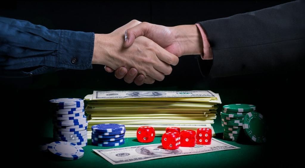 депозит в казино вулкан