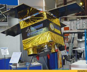 Украина надеется получить свой собственный спутник на орбите Земли